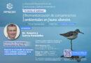 Conferencia «Biomonitorización de contaminantes en fauna silvestre» en AMEQA