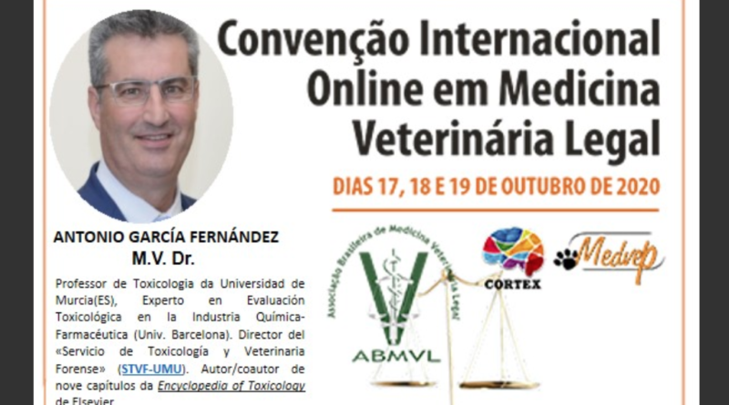 Convención Internacional On-line de Medicina Legal Veterinaria – Brasil